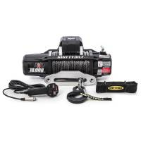 Smittybilt - Smittybilt X2O 10 Comp - Gen2 - 10,000 lb. Winch - Comp Series W/Synthetic Rope & Aluminum  Fairlead 98510 - Image 2