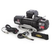 Smittybilt - Smittybilt X2O 10 Comp - Gen2 - 10,000 lb. Winch - Comp Series W/Synthetic Rope & Aluminum  Fairlead 98510 - Image 4